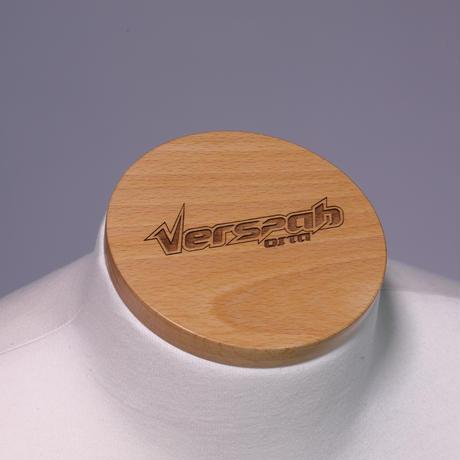 オリジナルレザー彫刻加工卓上メンズボディ