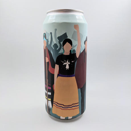 Collective Arts / Hazy State / Double Dry Hopped IPA / 4.1% / 473ml