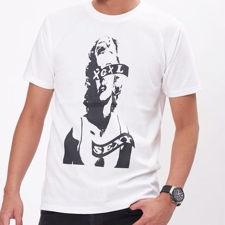 Marilyn Print T-shirt【part2】