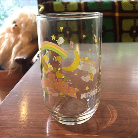 三ツ矢 ファンシーガラスコップ 2個セット