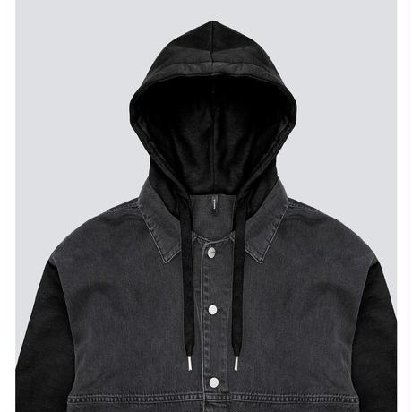 "STAMPD""machinist dual hoody"""