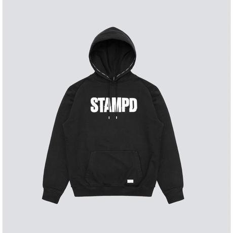 """STAMPD """" split hoody"""""""