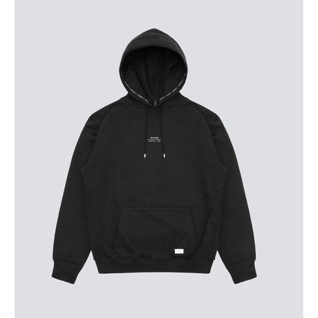 "STAMPD ""stacked logo hoody"""
