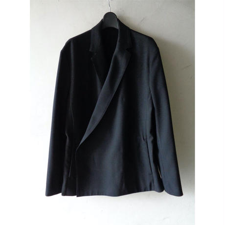 "DIET BUTCHER SLIM SKIN ""double breasted jacket"""