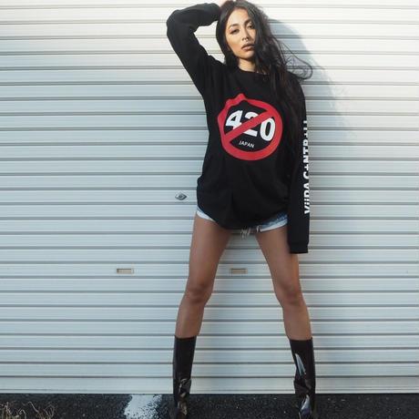 420long sleeve(black)