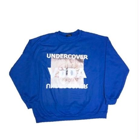 undercover sweat(blue)