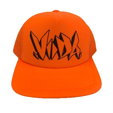 ViiDA graffiti cap(orange)