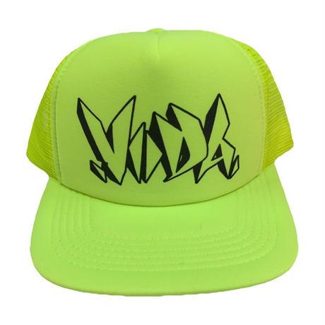 ViiDA graffiti cap(yellow)