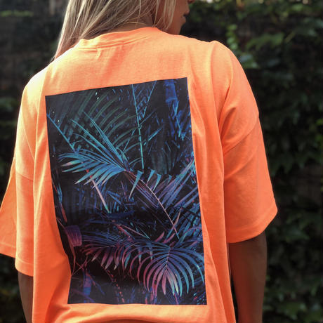 purple reef Tee(orange)