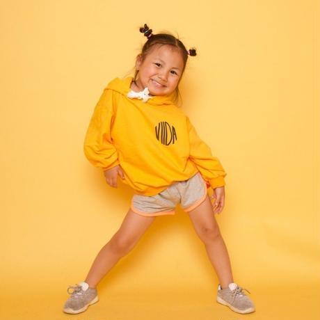 KIDSパーカー(yellow)