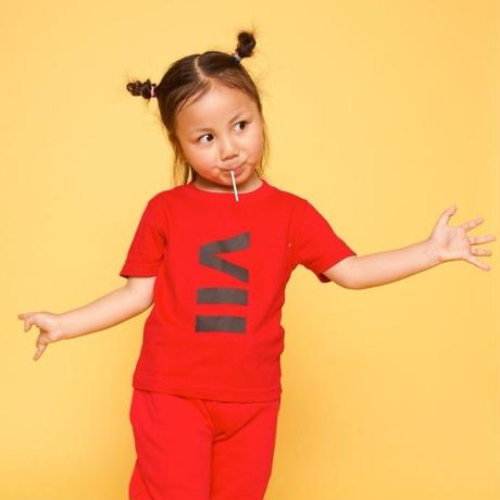 ViiDAkids VII T-shirt (red)