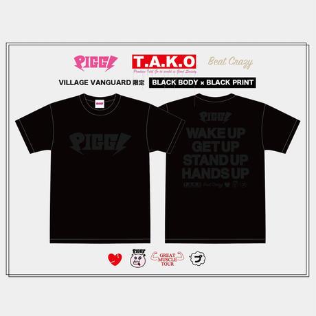【PIGGS】「T.A.K.O」VV限定バンドル(CD+Tシャツ)24時間限定販売!!!