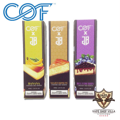 【COF × JB】CHEESE CAKE SERIES