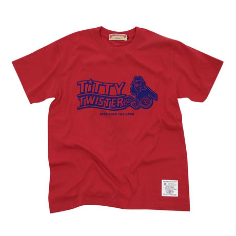 TITTY TWISTER Tシャツ