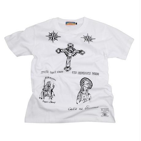 ロシアンタトゥーTシャツ
