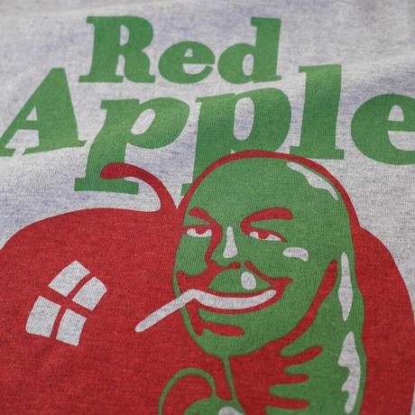 レッドアップルTシャツ