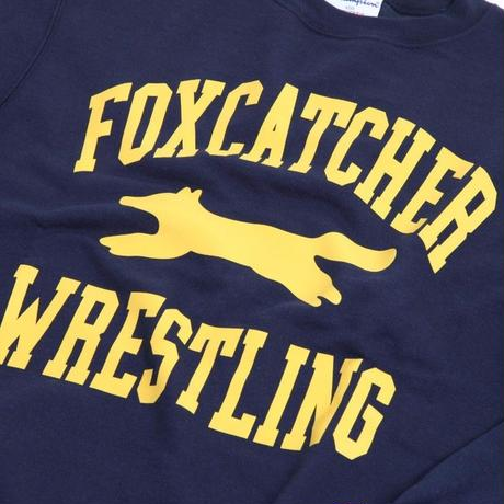 TEAM FOXCATCHERトレーナー