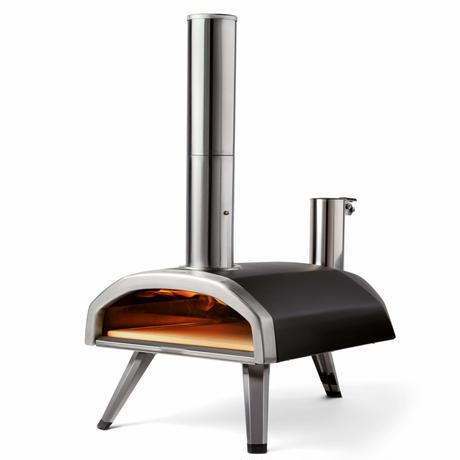 OoniFyra ポータブルピザ窯 自宅・アウトドアで本格的なピザ+ペレット10kg