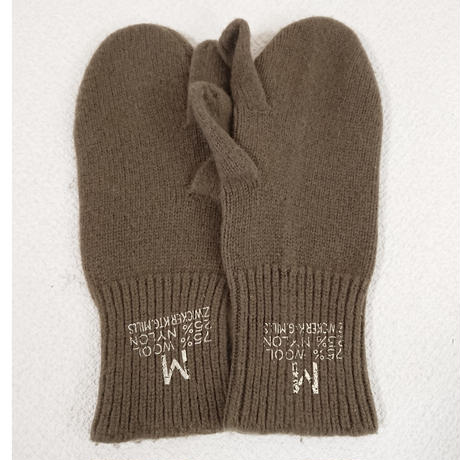 1940s  u.s. army  Knit Gloves.