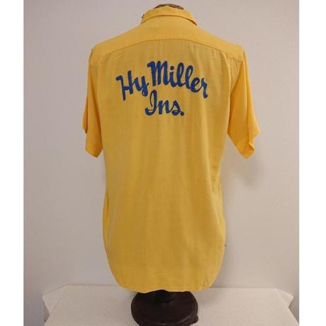 ~1960s   Rayon  bowling  shirt
