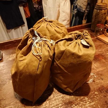 【1910s~1930s  US ARMY】Drawstring  bag