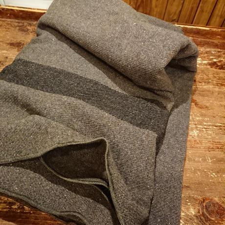 【 WW1  U.S.ARMY 】Wool blanket.