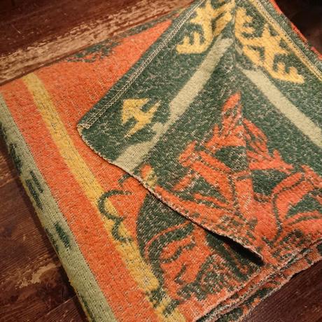 1960s~  Indian pattern blanket.