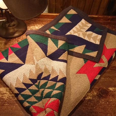 【 ~1980s L.L.BEAN 】Cotton blanket.