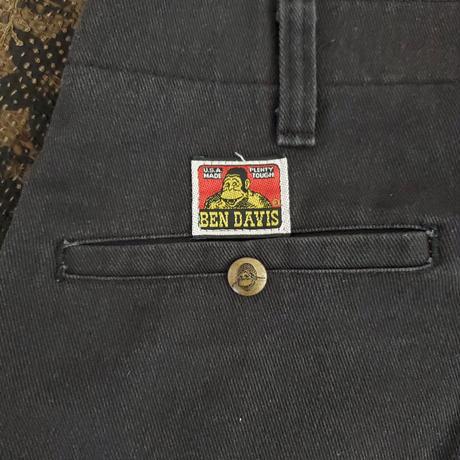 【 1990s~ BEN DAVIS 】  Black shorts.