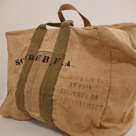 1940s  AVIATOR'S  KIT  BAG