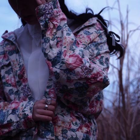 Botanical Denim Jacket