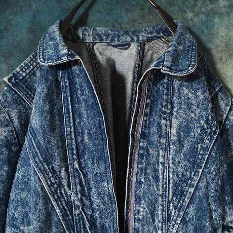Design Chemical Denim Jacket
