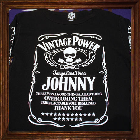JOHNNY Thermal 【Jack Daniel's】