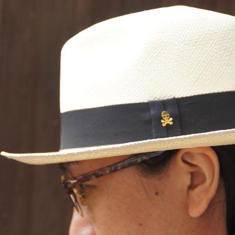 JOHNNY PANAMA HAT【WHITE】