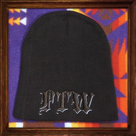 JOHNNY Knit Cap FTW刺繍 【Single】