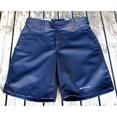 JOHNNY × RED KAP  SHORTS【BLACK】