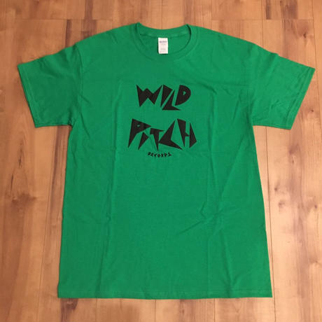 Wild Pitch Records Tシャツ