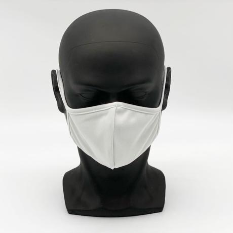 制菌+消臭 洗える高機能布マスク【Gray】