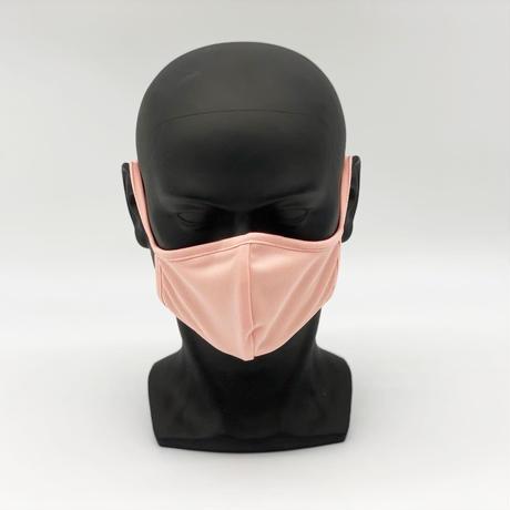 制菌+消臭 洗える高機能布マスク【Pink】