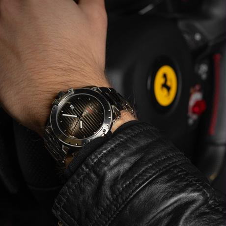 NOVE MODENA AUTOMATIC H001-02 自動巻き腕時計