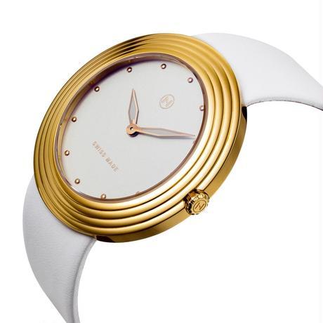 B005-01  Nove ストリームライナー  White Gold
