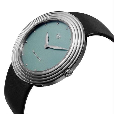 B003-01  Nove ストリームライナー Black Blue  ペアルック  2サイズ