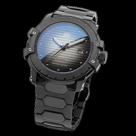 NOVE MODENA AUTOMATIC H002-02 自動巻き腕時計