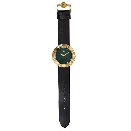 A006-01  Nove ストリームライナー  Black Gold Green