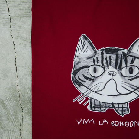 VIVA LA BONBON‼︎ マルシェバッグ RED