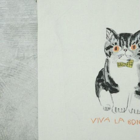VIVA LA BONBON!! マルシェバッグ WHITE