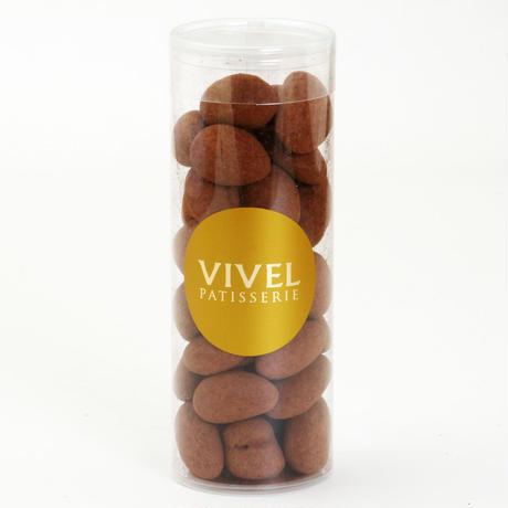 〈パールチョコレート〉アーモンドカカオ