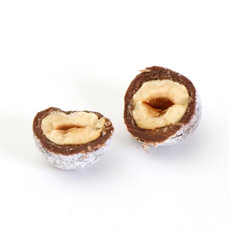 〈パールチョコレート〉ホワイトヘーゼルナッツ