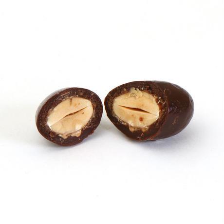 〈チョコレートアソート4個入り〉ホワイト【クランチ】・ダーク【クランチ】・アーモンドダーク【パール】・ストロベリークリーム【パール】