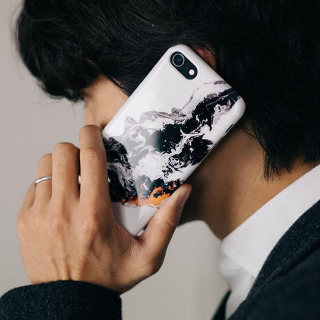 「CONTEMPLATION」 Phone Case